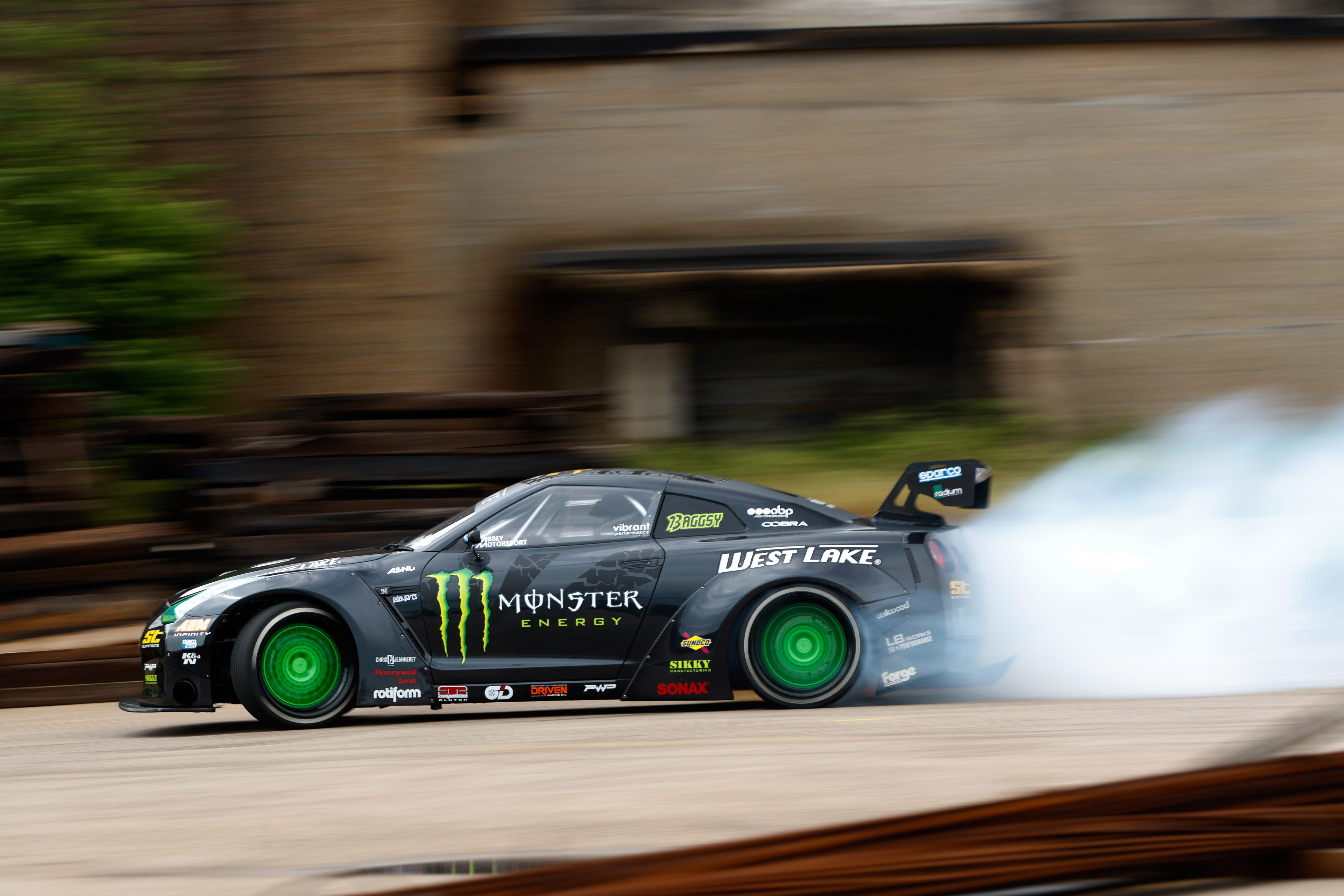 Monster Energy og Auto Show Denmark i unikt samarbejde