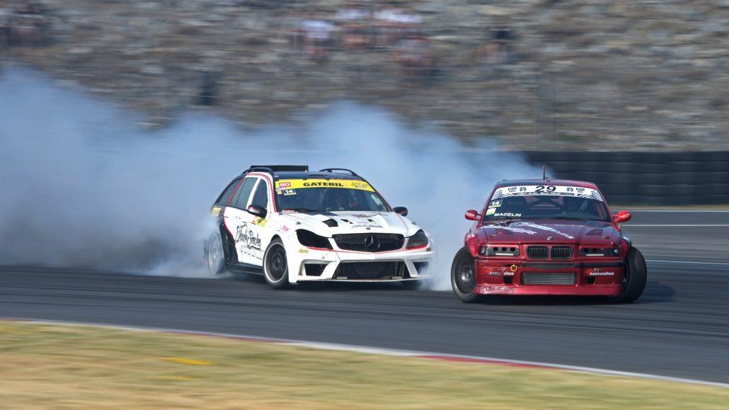 black smoke racing til auto show