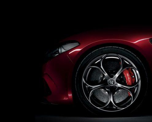 Alfa Romeo til Auto Show