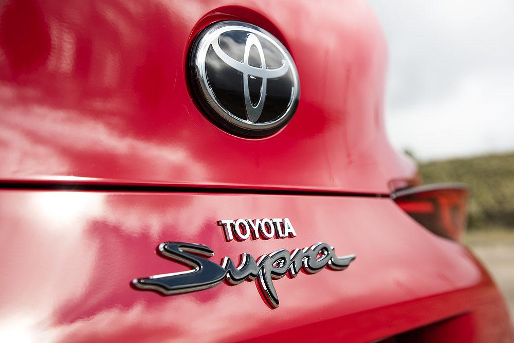 Ny Toyota Supra til Auto Show