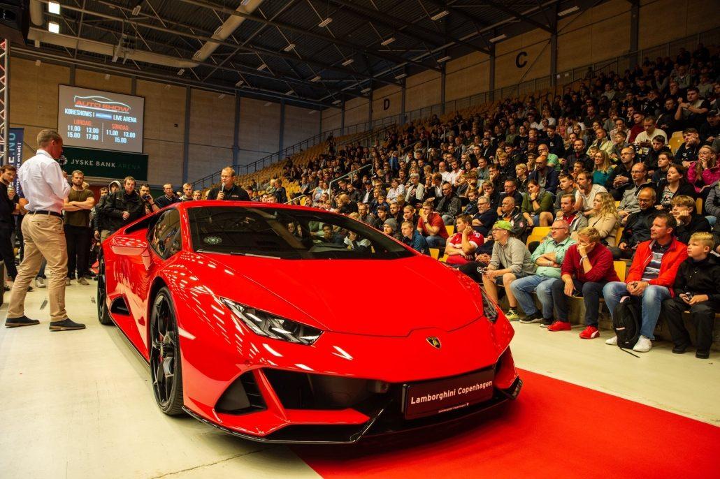 Auto Show Denmark 2020 - Odense Congress Center