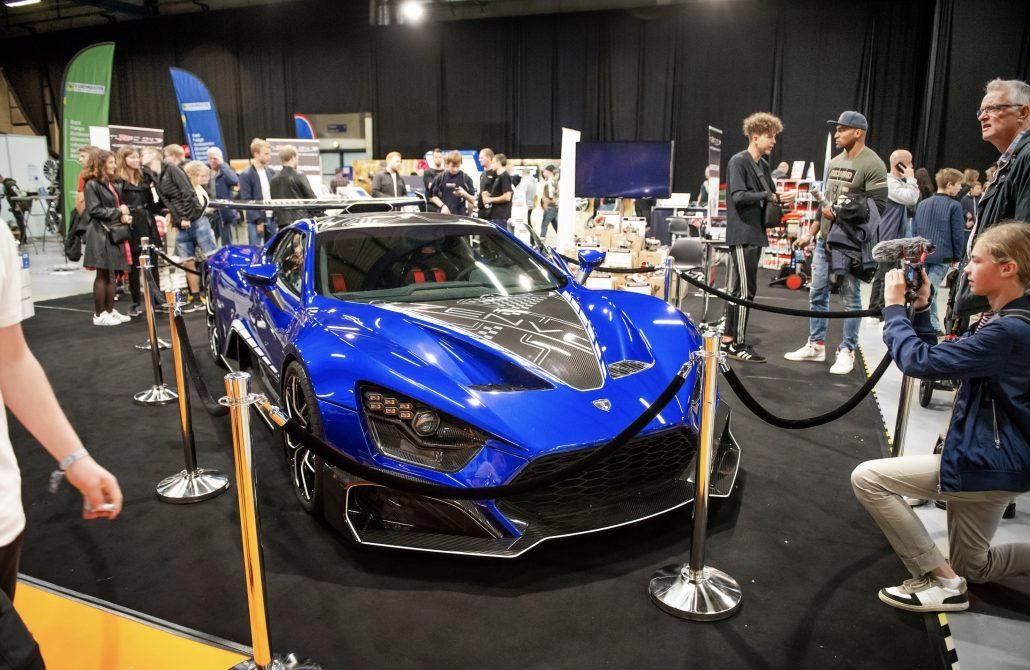 Bilmessen Auto Show Denmark i Odense