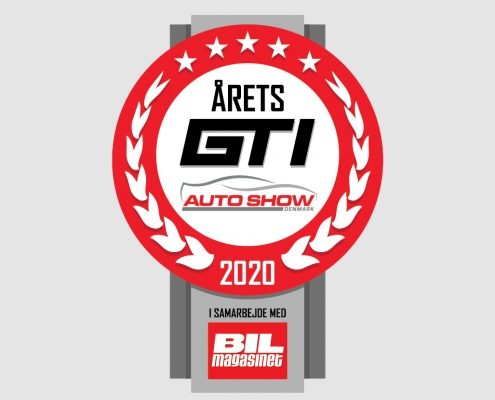 Årets GTI i Danmark 2020