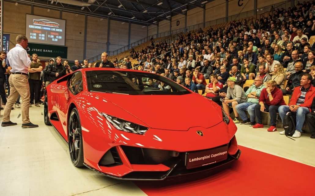 Kåring af Årets GTI i Danmark til Auto Show