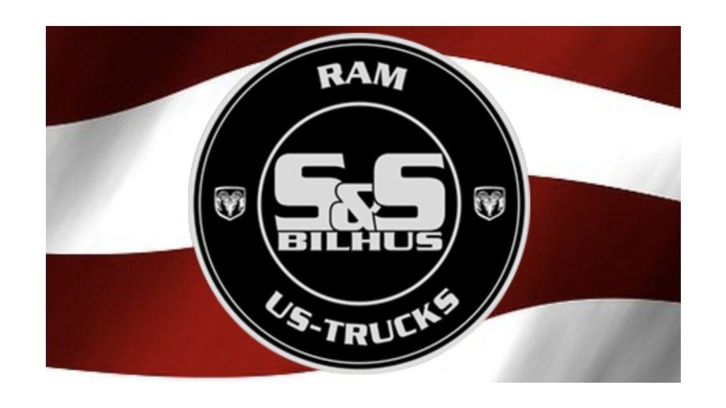 Dodge Ram SS bilhus