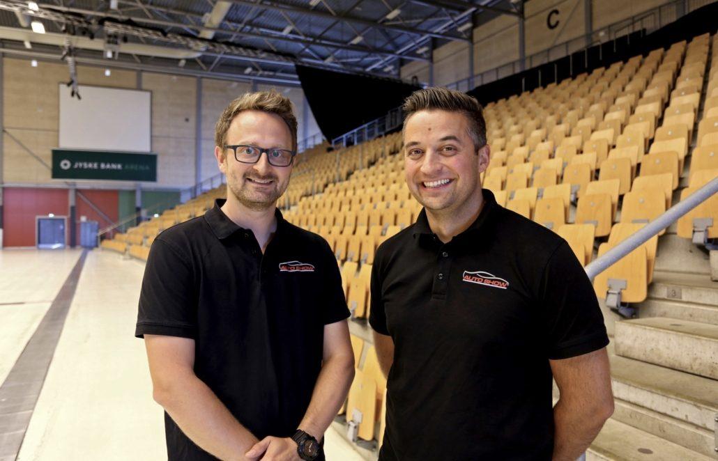 Kasper Erling og Martin Poorhamidi - Auto Show Denmark